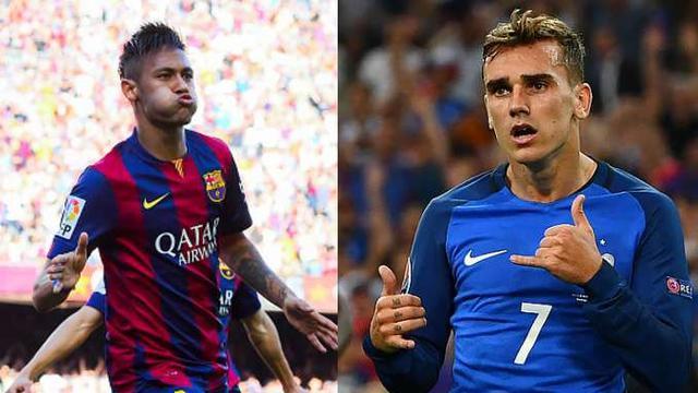 Antoine Griezmann Pesimistis Neymar Dapat Kembali ke Barcelona – Spanyol