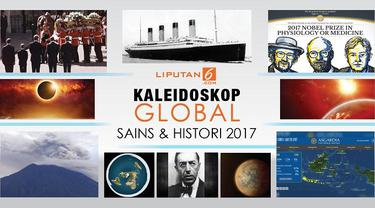 Kaleidoskop Global, Sains dan Histori 2017