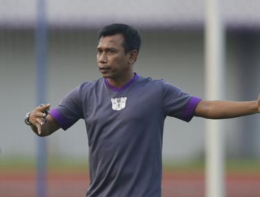 Latihan Persita Tangerang
