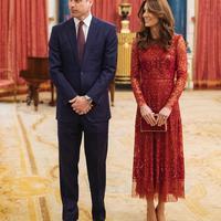 Penampilan Kate Middleton tetap cantik mempesona di tengah drama kerajaan (Foto: Instagram/kensingtonroyal)