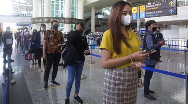 FOTO: Persiapan Pembukaan Kembali Bandara Internasional Ngurah Rai Bali