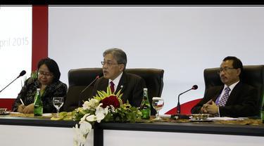 Pergelaran konferensi Asia-Afrika di Jakarta dan Bandung digunakan Pemerintah Indonesia salah satunya untuk menggalang dukungan agar Indonesia dapat menjadi anggota tidak tetap.