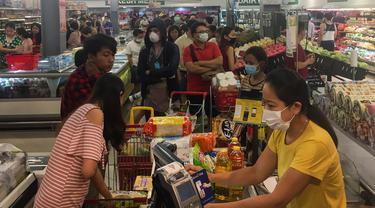 Supermarket Myanmar