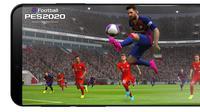 eFootball PES 2020 Mobile.(Dok. Konami)