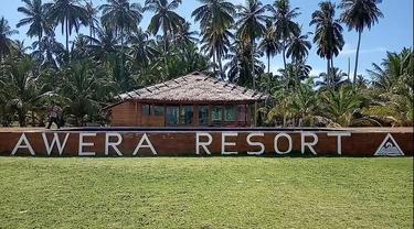 Salah satu resort di Kabupaten Kepulauan Mentawai. (Liputan6.com/ ist)