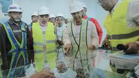 Menteri BUMN Rini Soemarno Meninjau Layanan ASDP di Merak dan Bakauheni (Foto: Humas Kementerian BUMN)