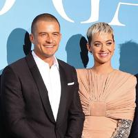 Katy Perry dan Orlando Bloom (Valery HACHE / AFP)
