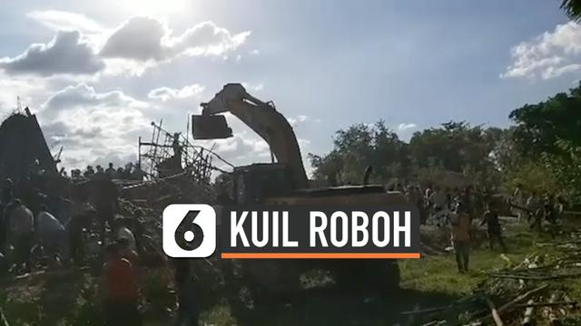 vertical kuil roboh