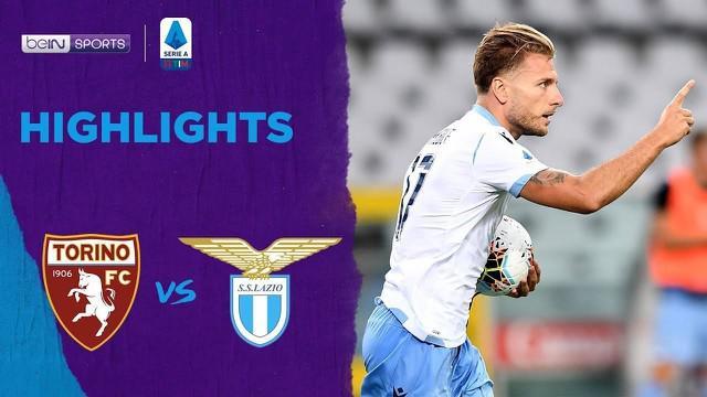 Berita Video Highlights Serie A, Lazio Berhasil Menang Laga Tandang Melawan Torino