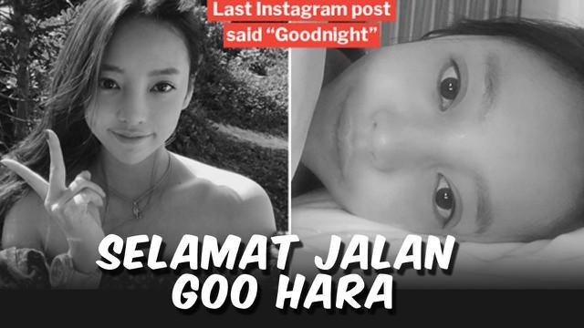 Video Top 3 hari ini ada berita terkait Goo Hara ditemukan tewas di rumahnya, Nadiem Makarim berjoget maumere, dan razia pelanggar jalur sepeda.