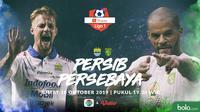Shopee Liga 1 - Persib Bandung Vs Persebaya Surabaya - Head to Head Pemain (Bola.com/Adreanus Titus)