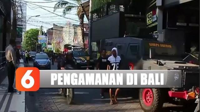 Tidak menutup kemungkinan masih ada sel-sel teroris yang bersembunyi di Pulau Bali.