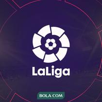 La Liga - Ilustrasi Logo La Liga (Bola.com/Adreanus Titus)