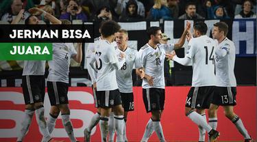 Ernest Prakasa menjagokan Jerman menjadi juara dunia lagi pada Piala Dunia 2018.