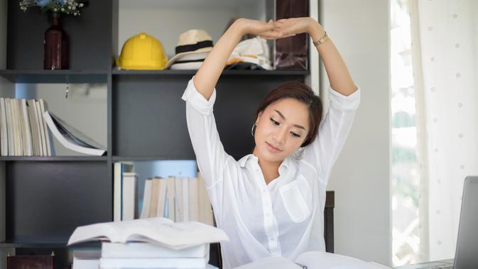 Tips WHO agar Tetap Aktif Meski Habiskan Waktu di Rumah untuk Cegah COVID-19