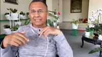 Mantan Menteri BUMN Dahlan Iskan. (Liputan6.com/Tira Santia)