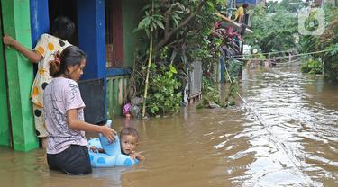 Cipinang Melayu yang Kembali Terendam Banjir