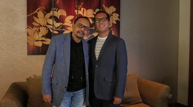Tono Supartono dan Andi Rianto