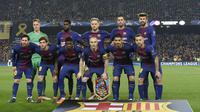 Barcelona. (AFP/Lluis Gene)