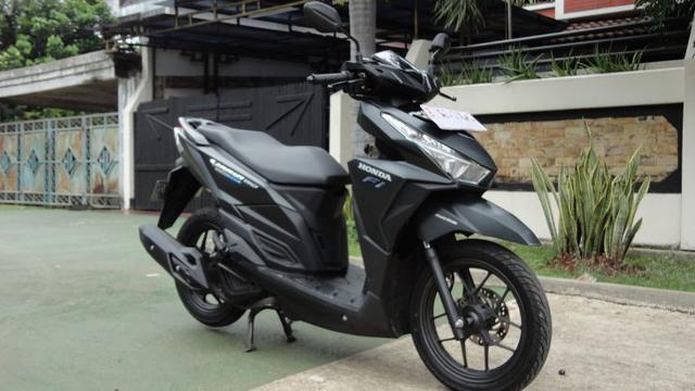 Test Ride Honda Vario 150 Top Markotop