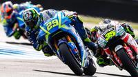 Carlo Pernat berpendapat Andrea Iannone bakal menjadi pesaing gelar MotoGP 2018. (dok MotoGP)