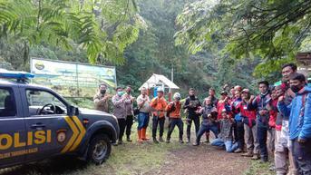 Menanti Kabar Baik Pencarian Pendaki Remaja yang Hilang Misterius di Gunung Guntur