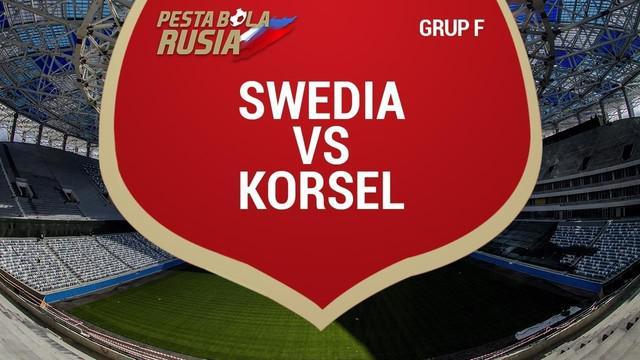 Timnas Swedia membungkam Korea Selatan 1-0 pada laga pertama Grup F Piala Dunia 2018 Rusia. Berduel di Stadion Nizhny Novgorod, Andreas Granqvist menentukan kemenangan The Yellow Vikings.