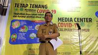 Juru Bicara Gugus Tugas Percepatan Penanganan Covid-19 Provinsi Kaltim Andi M Ishak.