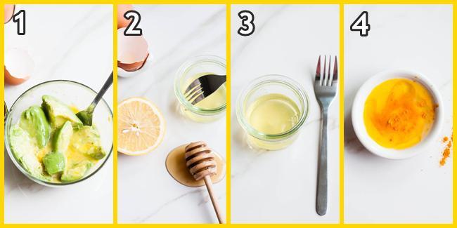 4 manfaat telur untuk kecantikan.   Foto: copyright hellonatural.co