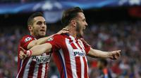 Atletico Madrid Vs Bayern Muenchen (Reuters)