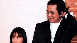Gita Gutawa sudah tertarik dengan dunia musik sejak kecil. Berawal dari kerap menemani sang ayah di berbagai latihan dan rekaman orkestra, Gita makin menunjukkan ketertarikannya pada musik. (Liputan6.com/IG/@gitagut)
