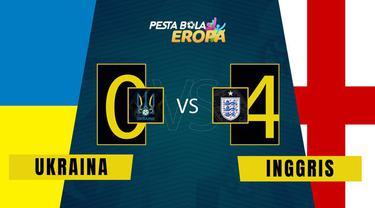 Berita VIdeo, Hasil Pertandingan Ukraina Vs Inggris di Perempat Final Euro 2020
