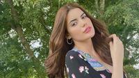 Potret Sharifa Akeel, Miss Asia Pacific International 2018. (dok. Instagram @sharifaakeel / https://www.instagram.com/p/CRWCEstN0Ay/ / Gabriella Ajeng Larasati)