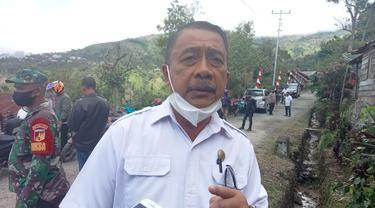 Kepala Dinas Kabupaten Sigi, Mulyadi