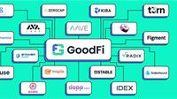 Jaringan Organisasi Nirlaba GoodFi, termasuk Radix dan berbagai lainnya. (Dok: Radix).