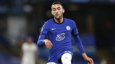 Winger Chelsea, Hakim Ziyech.