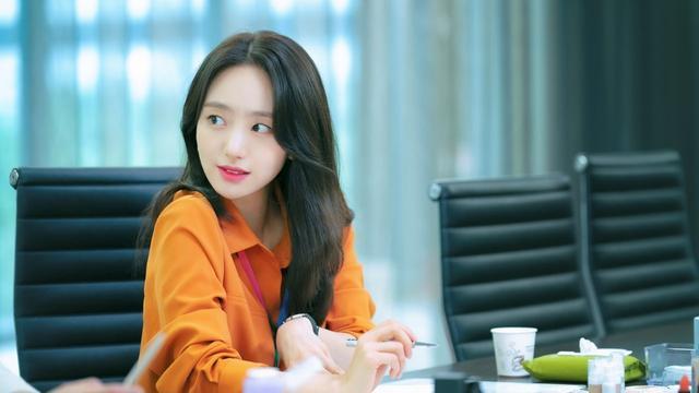 Won Ji Ah dalam drama She Would Never Know