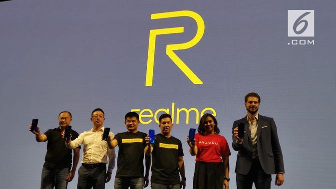 Peluncuran Realme 5 dan Realme 5 Pro. Liputan6.com/Andina Librianty