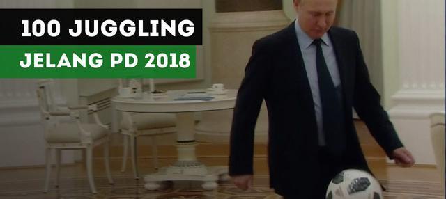 Piala Dunia 2018 tersisa 100 hari lagi, FIFA membuat sebuah video jelang bergulirnya turnamen tersebut.