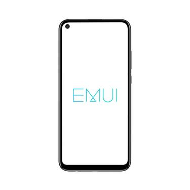 Huawei typical EMUI illustration