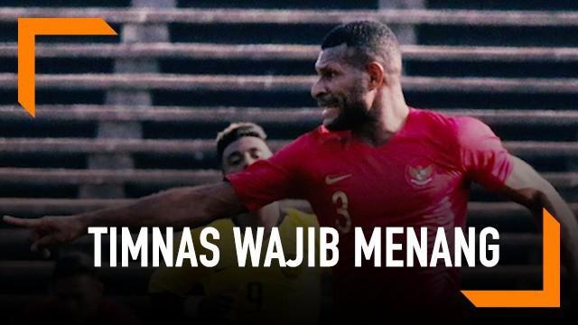 Kemenangan menjadi harga mati buat Timnas Indonesia U-22. Jika mampu mengalahkan Kamboja U-22, pasukan Garuda Muda bakal melenggang ke semifinal Piala AFF 2019 dengan status runner-up Grup B.