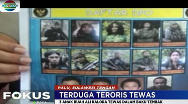 Kapolda Sulawesi Tengah Brigadir Jenderal Lukman Wahyu mengatakan, kini kekuatan kelompok Ali Kalora makin melemah.
