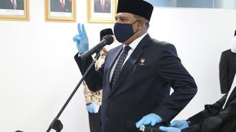 Komjen Paulus Jadi Deputi BNPP, Polri Proses Pengganti Kabaintelkam