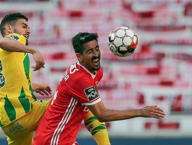 Resmi Dilanjutkan, Kompetisi Liga Portugal Digelar Tanpa Penonton