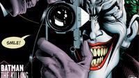 Kisah asal usul Joker dalam Batman: The Killing Joke sedang diadaptasi menjadi sebuah film animasi.