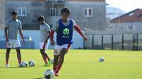Pemain Timnas Indonesia U-19, Beckham Putra Nugraha. (Dok. Pribadi)
