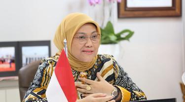 Menteri Ketenagakerjaa, Ida Fauziyah