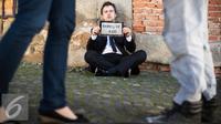 Ilustrasi Tidak Bekerja atau Pengangguran (iStockPhoto)