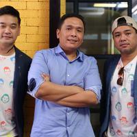Sutradara dan produser film Thailand, 7 Days. (Daniel Kampua/bintang.com)