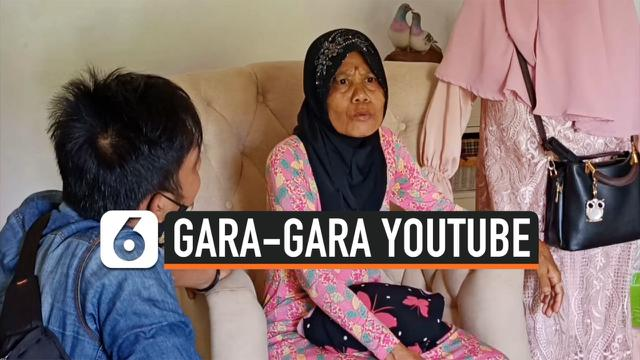 thumbnail gara-gara youtube